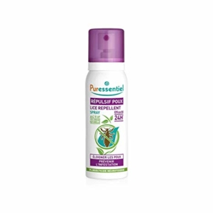 Antipiojos Puressentiel: Spray repelente 75ml