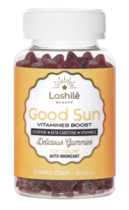 Bronceado perfecto: Good Sune vitaminas